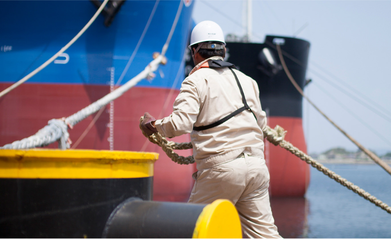 船員派遣のイメージ